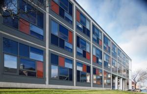 New facade