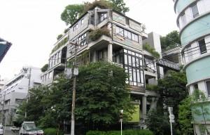 Exterior elevation