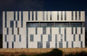 Aluminum & Glass facade