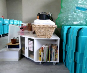 Library Storage Recycling